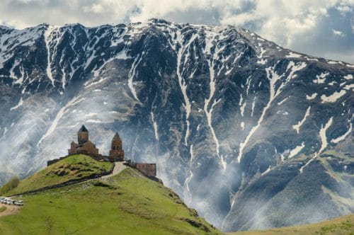 Luxe Trans Kaukasus Express