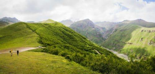 Treinreis Trans Kaukasus Express