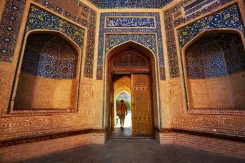 Khiva Zijderoute