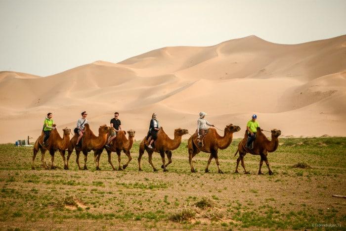 Groepsreis Centraal en Noord Mongolië