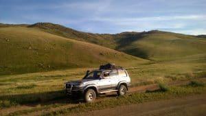 Jeeptocht Mongolië