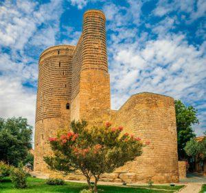 Maiden tower Azerbeidzjan
