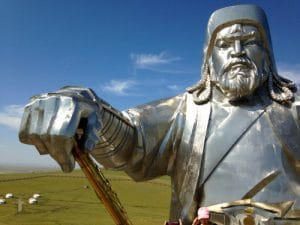 Mongolie - Dzjengis Khan - Transmongolie Express (Mevo Reizen)