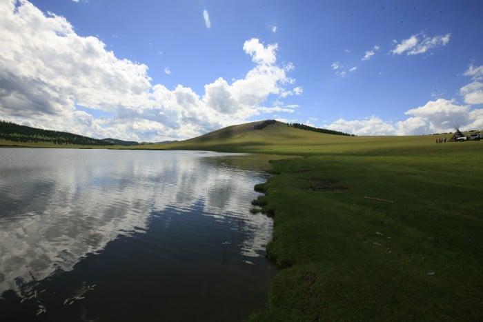 Centraal en Noord Mongolië