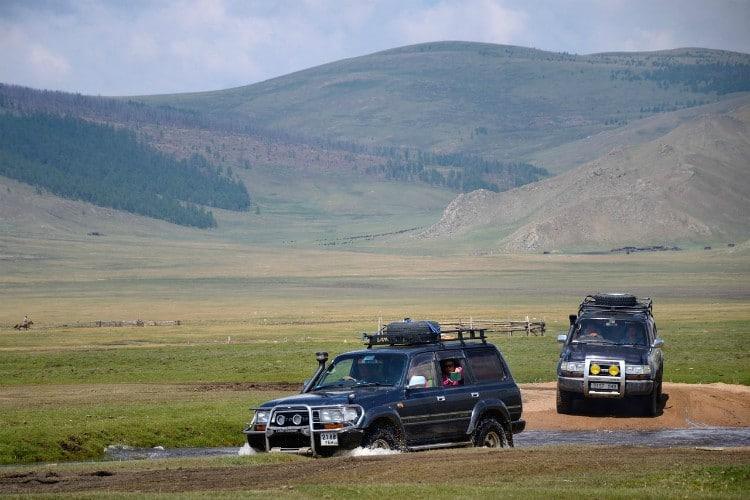 Mongolië Groep Mevo Reizen