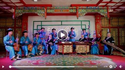 Mongoolse Keelzang