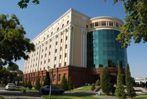 Hal Asia Bukhara Hotel