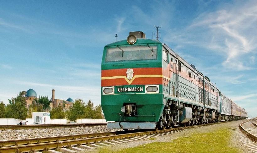Luxe Zijderoute Registan Express