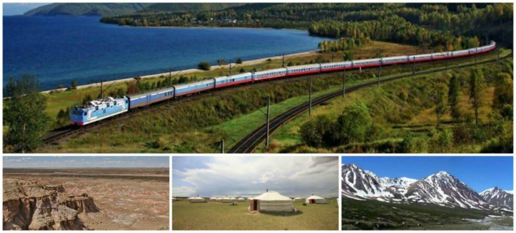 Reisvoorbereiding Transsiberië Express