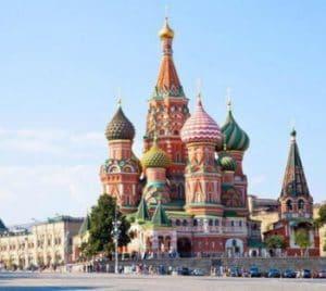 Rode Plein Moskou