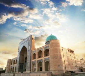 Samarkand - Zijderoute - Mevo Reizen