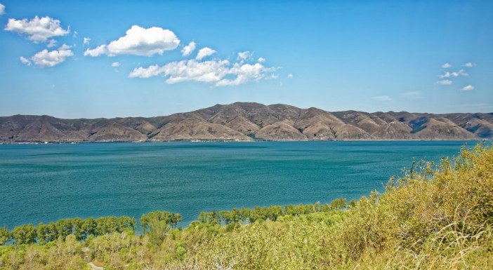 Sevanmeer Armenië