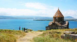 Sevanmeer Armenië - Mevo Reizen
