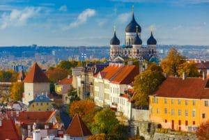 Tallinn - Baltische Staten