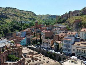 Tbilisi - Georgië - Mevo Reizen