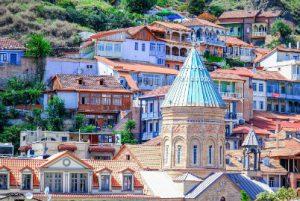 Tbilisi Georgië - Mevo Reizen