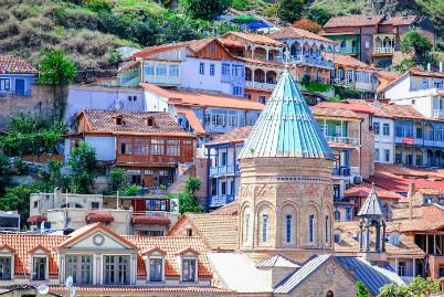 Tbilis Georgië