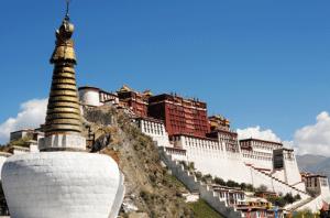 Tibet Lhasa - Mevo Reizen
