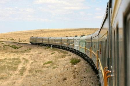 Transmongolië Express