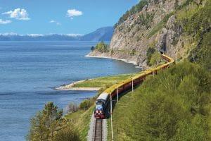 Beste reistijd Transsiberië Express