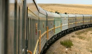 Transsiberië Express - Mevo Reizen