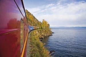 Transsiberie Express langs het Baikalmeer (Mevo Reizen)