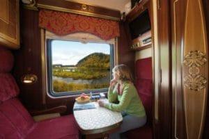 Tsarengoud Express Luxe Treinreizen - Mevo Reizen
