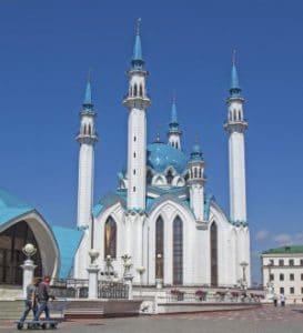 Tsarengoud - Kazan tussenstop - Mevo Reizen