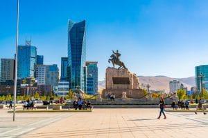 Ulaanbaatar - Mevo Reizen