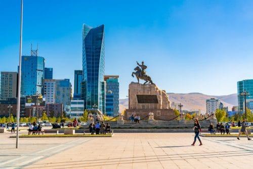 Ulaanbaatar Mongolië