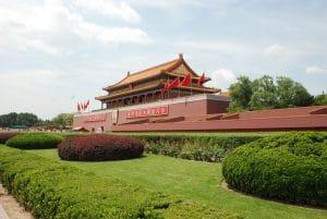 Verboden Stad Beijing