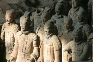XIan - Terracottaleger - Mevo Reizen