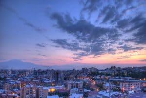 Yerevan Armenië - Mevo Reizen