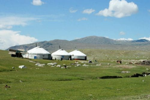 Ger Mongolië