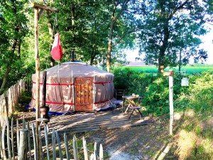 Yurt Alphen