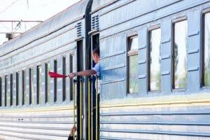 Conducteur-Odessa-Oekraine-Mevo-Reizen