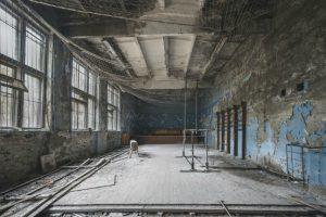 Gymzaal-Tsjernobyl-Oekraine-Mevo-Reizen