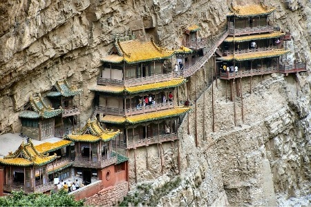 Hangende tempels Datong