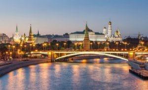 Het Kremlin Moskou