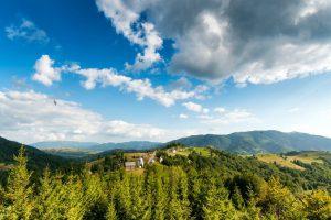 Karpaten gebergte uitzicht - Oekraïne - Mevo Reizen