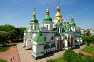 Kathedraal Kiev - Oekraïne - Mevo Reizen