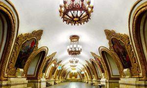 Metro-Moskou-Stedenreis