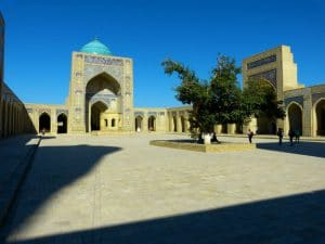 Moskee Buchara - Zijderoute - Mevo Reizen