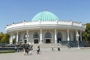 Museum Tashkent - Oezbekistan - Mevo Reizen