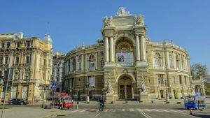 Odessa theater - Oekraïne - Mevo Reizen