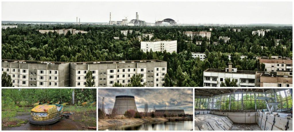 Reis naar Tsjernobyl