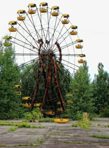 Reuzenrad Tsjernobyl - Mevo Reizen