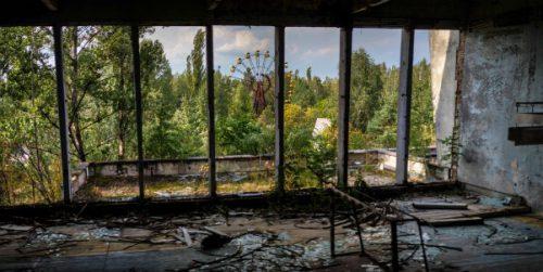 Tweedaagse Tour Tjsernobyl