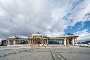 Ulaanbaatar stad - Mongolië - Mevo Reizen