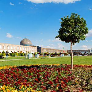 Grote plein Isfahan - Mevo Reizen